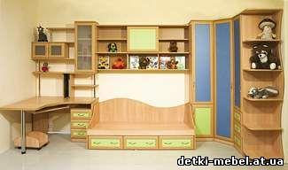 дитяча кімната на замовлення